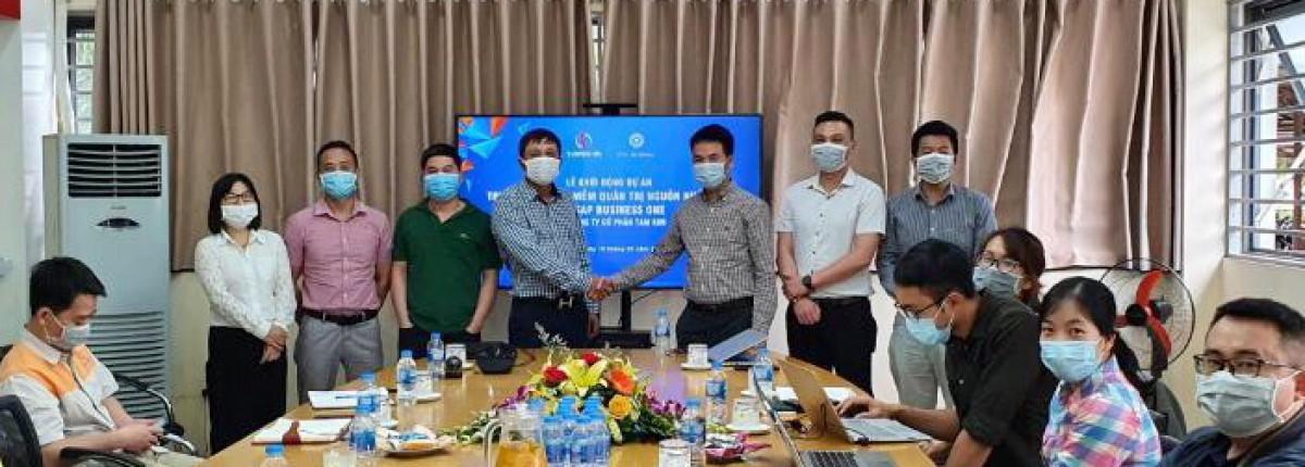 Khởi động dự án Tam Kim – một trải nghiệm đáng nhớ
