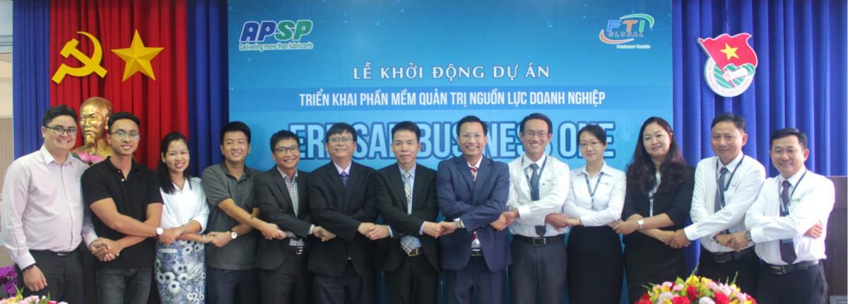 FTI Global tham gia lễ khởi động triển khai phần Hệ thống ERP tại AP Sài Gòn Petro