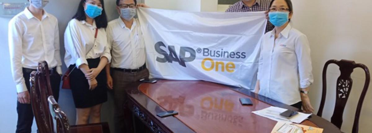 FTI SÀI GÒN và SANHAFOODS ký hợp đồng khởi động dự án triển khai giải pháp ERP SAP và iVend Retails