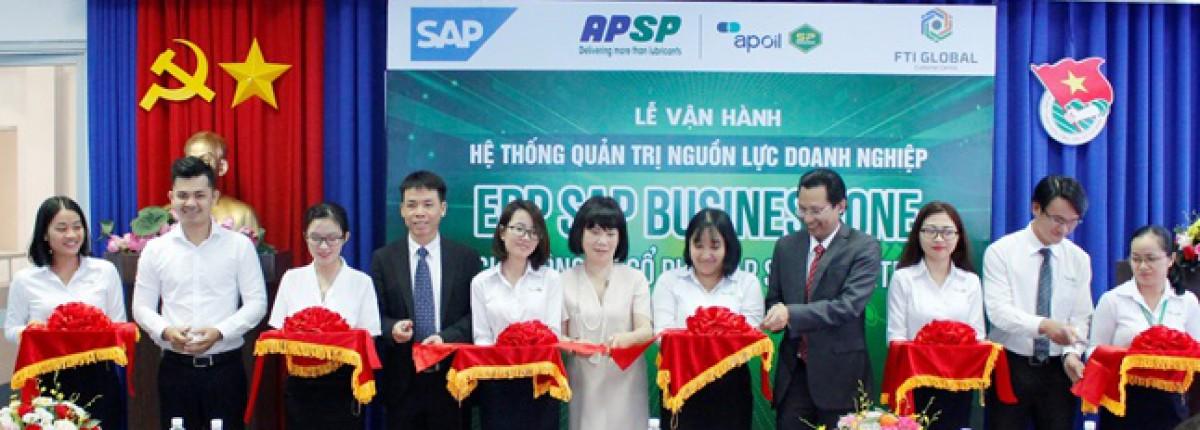 FTI Global vận hành hệ thống SAP ERP tại AP Saigon Petro