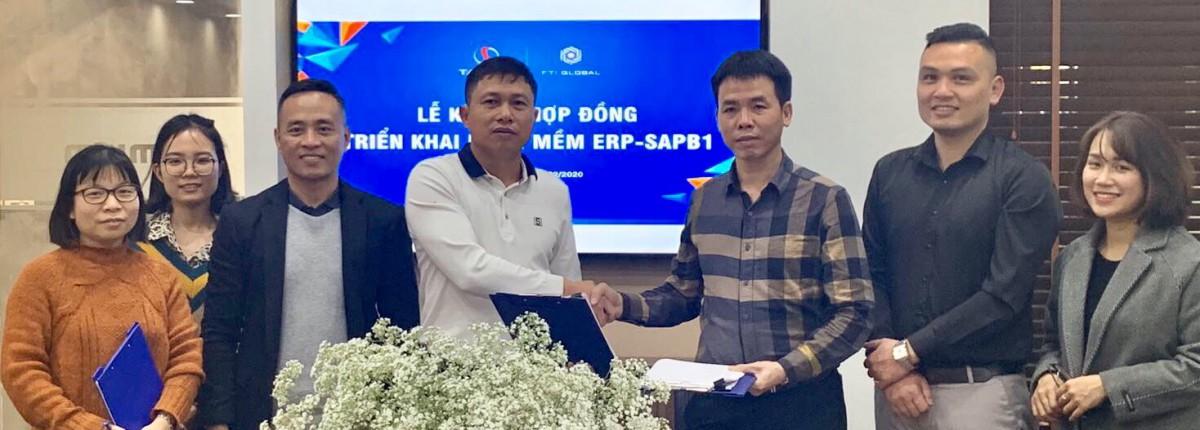 FTI Global cung cấp dịch vụ triển khai ERP cho Tam Kim
